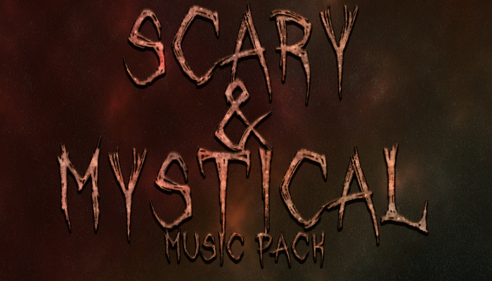 Scary & Mystical Music Pack