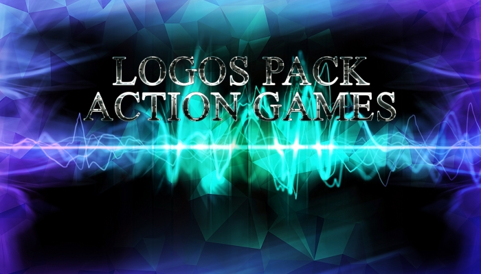 Logos Pack – Action Games