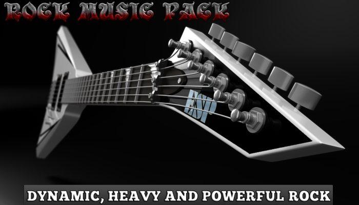 Old School Rock Music Pack