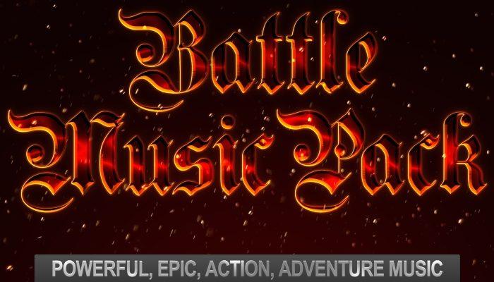 Battle Music Pack