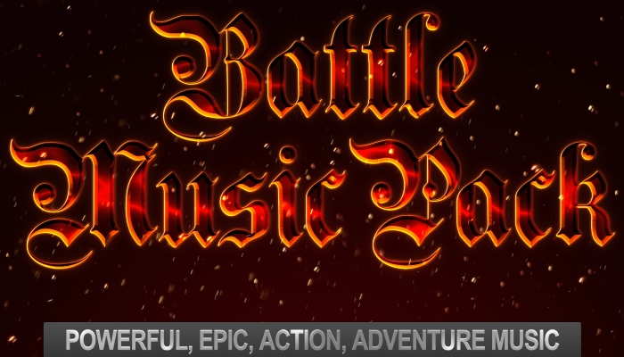 Battle Music Pack
