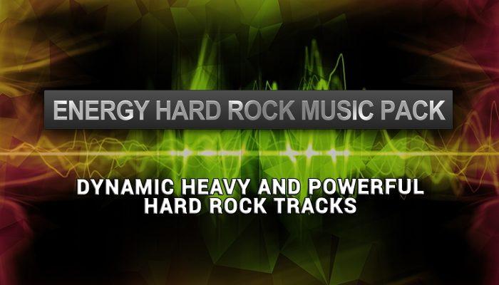 Energy Rock Music Pack