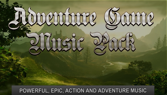 Adventure Game Music Pack