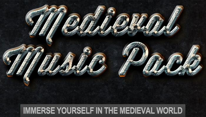 Medieval Music Pack