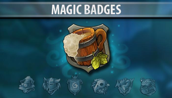 Magic Badges
