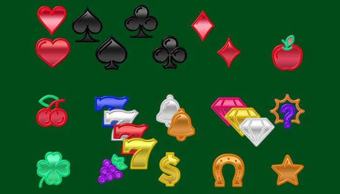 Slot Machine Icons