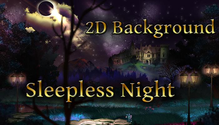 2D Sidescroller Sleepless Night