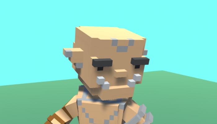 Voxel Ogre