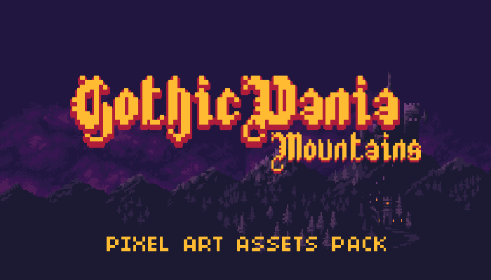 GothicVania Mountains