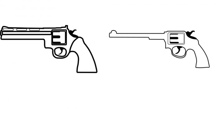 Guns Revolvers
