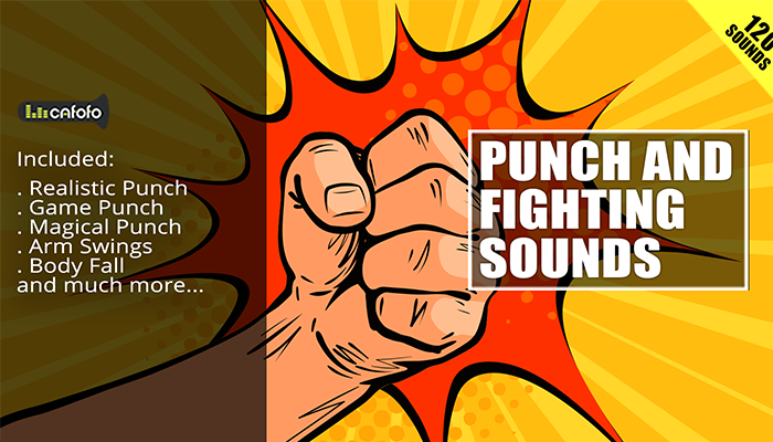 Punch and Fighting Sounds