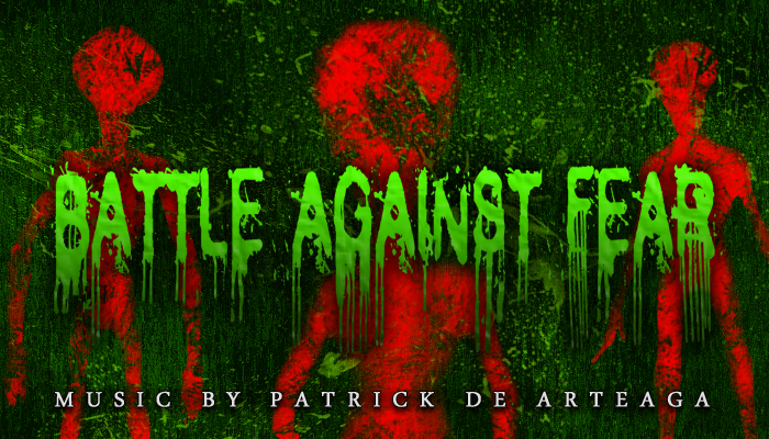 Battle Against Fear Music Pack
