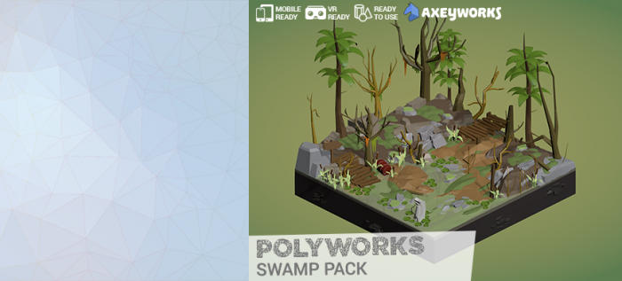 PolyWorks: Swamp Pack