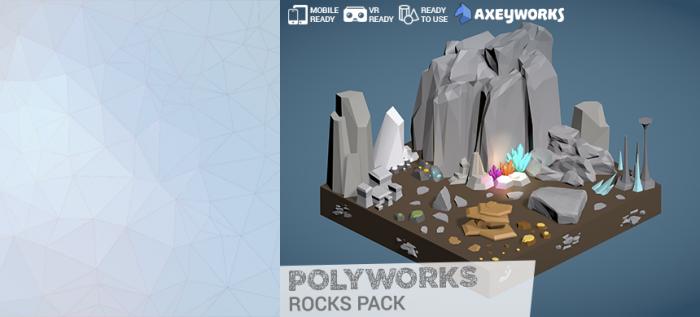 PolyWorks: Rocks Pack