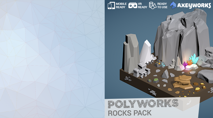 PolyWorks: Rocks Pack