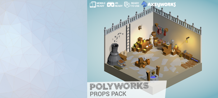 PolyWorks: Props Pack