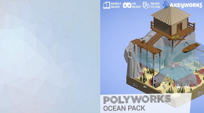 PolyWorks: Ocean Pack