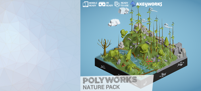 PolyWorks: Nature Pack
