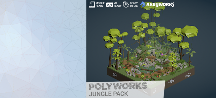PolyWorks: Jungle Pack