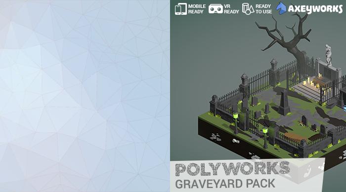 PolyWorks: Graveyard Pack