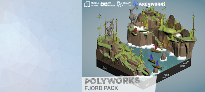 PolyWorks: Fjord Pack