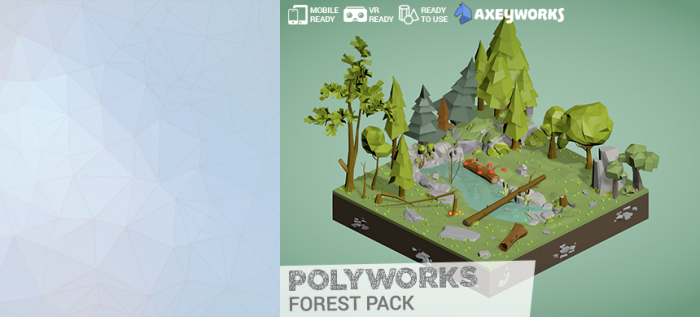 PolyWorks: Forest Pack