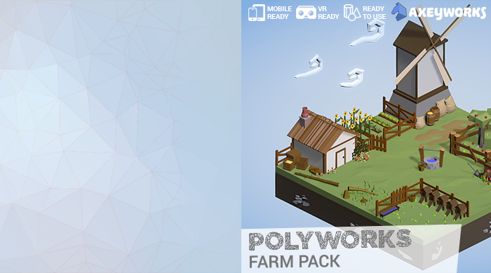 PolyWorks: Farm Pack