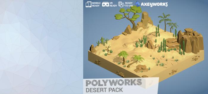 PolyWorks: Desert Pack