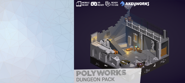 PolyWorks: Dungeon Pack