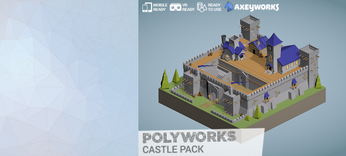 PolyWorks: Castle Pack