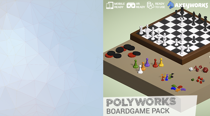 PolyWorks: Boardgame Pack