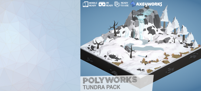PolyWorks: Tundra Pack