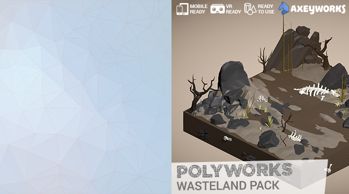 PolyWorks: Wasteland Pack