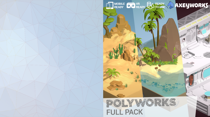 PolyWorks: Full Pack