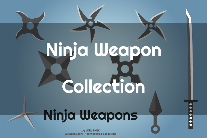 Ninja Weapon Collection