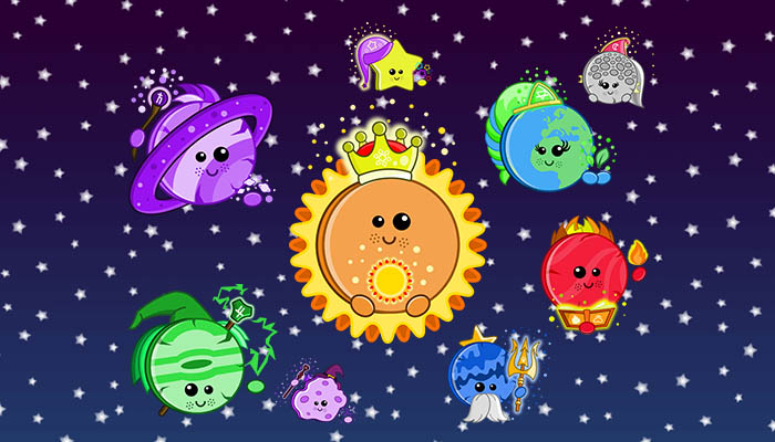 Magic Planets For Kids Games – Fun Astronomy