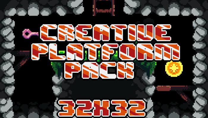 32×32 Creative Platform Pack