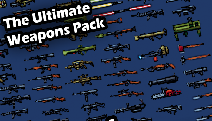 The Ultimate Weapons Pack