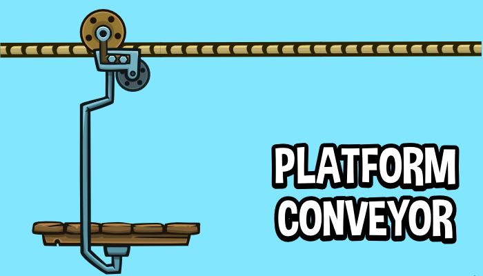 Platform conveyor