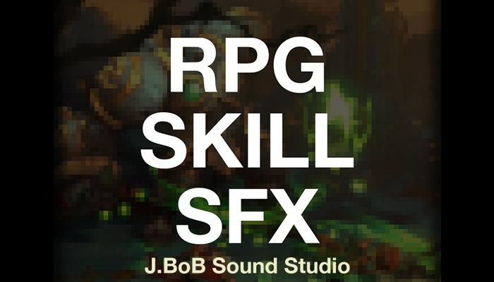 RPG SKILL SOUND