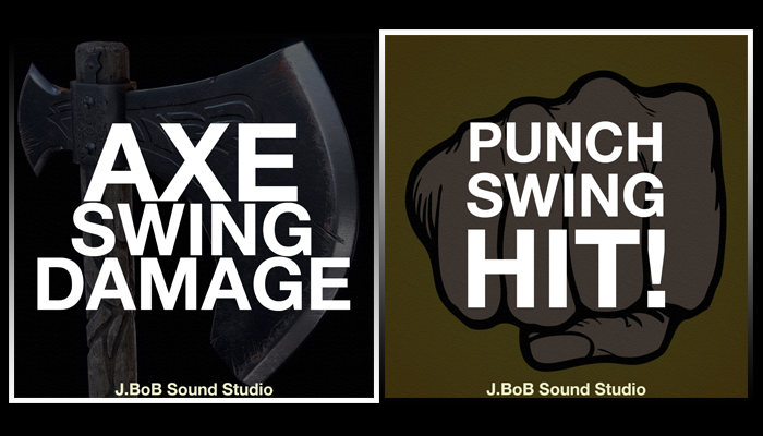 Axe & Punch Sound