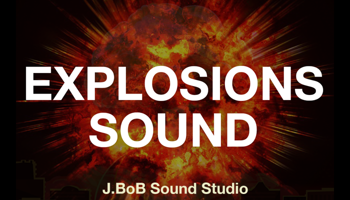 Explosions Sound Pack
