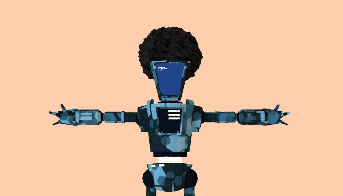 Afro Roboto