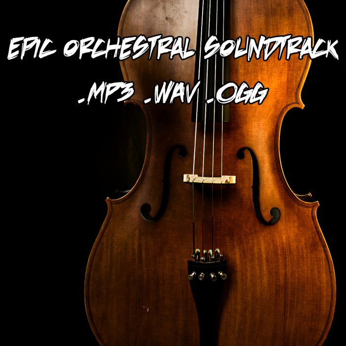 Epic orchestral soundtrack