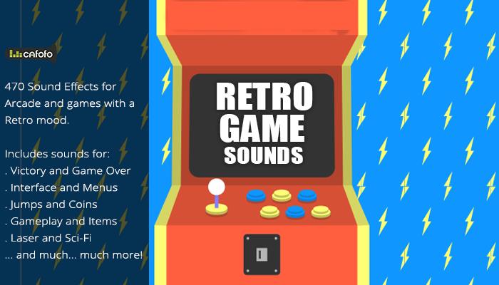 Retro Game Sounds