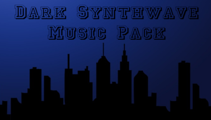 Dark Synthwave Music Pack