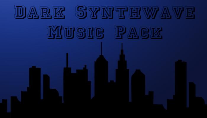 Dark Synthwave Music Pack