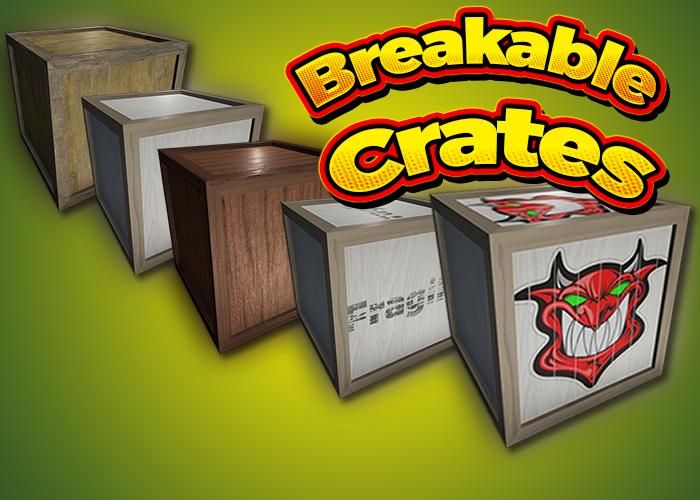 Breakable Boxes