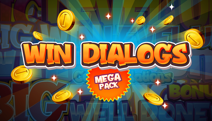 Win dialogs mega pack