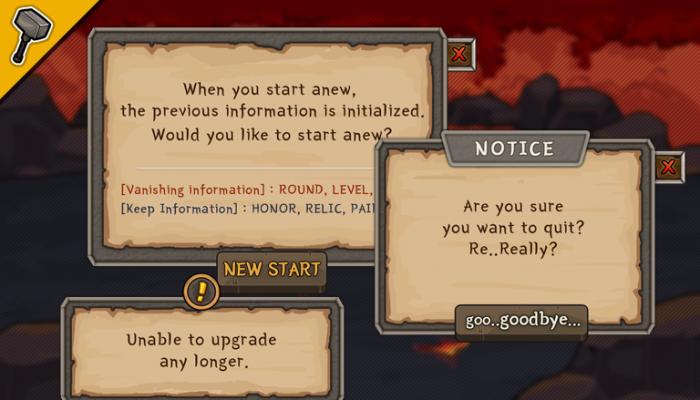 Fantasy Wooden GUI : Free